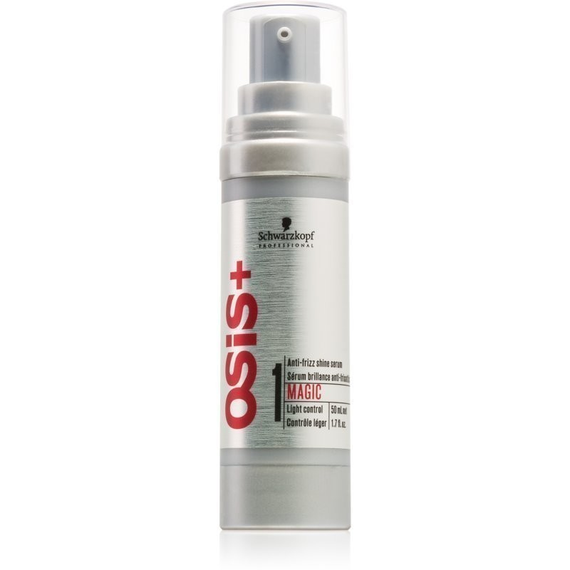 Schwarzkopf Professional Osis+ Magic Finish serum do wygładzania włosów 50 ml