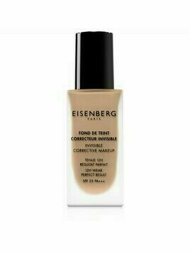 Eisenberg Le Maquillage Fond De Teint Correcteur Invisible make-up naturalny wygląd SPF 25 odcień 04 Natural Hâlé / Natural Tan 30 ml