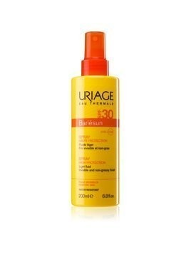 Uriage Bariésun spray do opalania SPF 30 200 ml