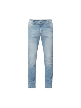 Jeansy w odcieniu Stone Washed o kroju slim fit