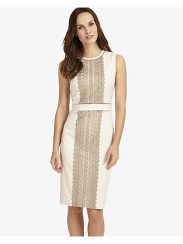 Phase Eight Lucetta Lace Front Dress