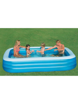 INTEX Basen Center Family Pool 305 x 183 x 56cm