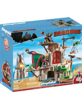 PLAYMOBIL® Dragons Wyspa Berk 9243