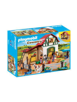 PLAYMOBIL®Country Stadnina kucyków 6927