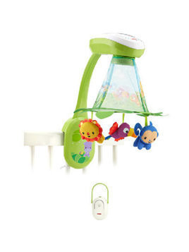Fisher Price Karuzela 2w1 Rainforest