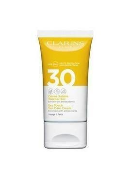 Dry Touch Sun Care Cream - Krem do opalania twarzy SPF 30