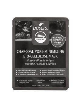 Charcoal Pore-Minimizing Bio-Cellulose Mask - Maseczka