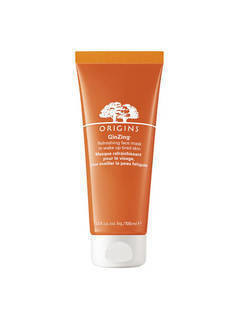 GinZing Refreshing Face Mask to Wake Up Tired Skin - Maseczka