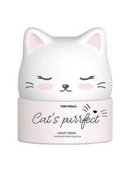 Cat's Purrfect Night Cream - Krem-maska na noc