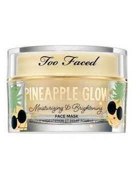 Pineapple Glow Moisturizing and Brightening Face Mask - Maska do twarzy