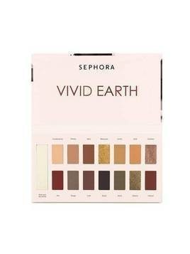 Vivid Earth Rough Nature - Paleta cieni do powiek