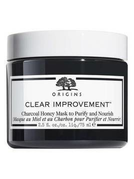 Clear Improvement Charcoal Honey Mask - Maska do twarzy