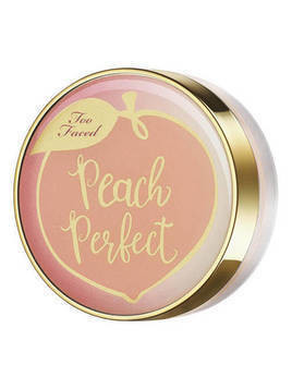 Peach Perfect Setting Powder Travel Size - Puder w podróżnym formacie