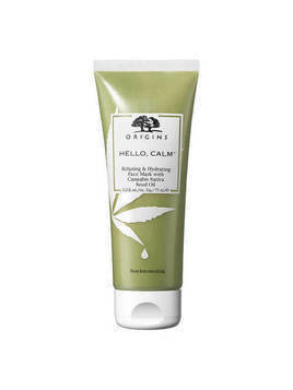 Hello Calm Relaxing & Hydrating Face Mask with Sativa Seed - Maseczka do twarzy