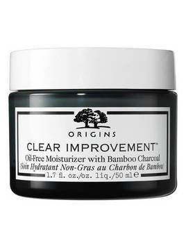 CLEAR IMPROVEMENT - Oil-Free Moisturizer With Bamboo Charcoal - Krem do twarzy