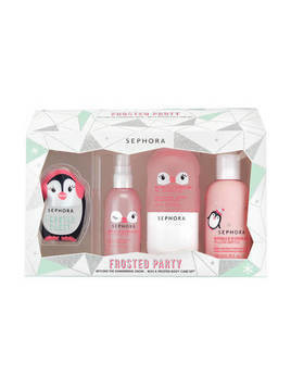 Frosted Party Bath & Body Care Set - Zestaw