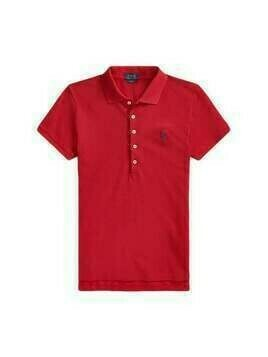 Model Polo Julie- 211505654-113-Red-M