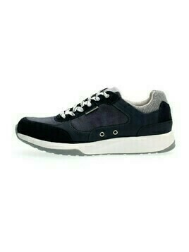 LUMBERJACK NANTES SM86512-001 N49 SNEAKERS Men NAVY BLUE