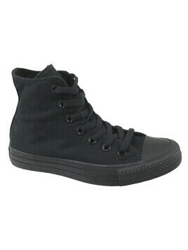 C. Taylor All Star Hi All Black