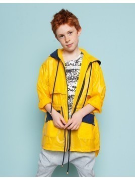 Kurtka Yellow Submarine JKT