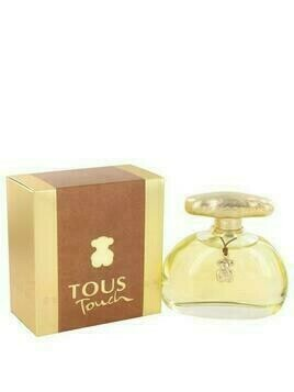 Touch Eau De Toilette Spray