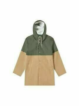 Stockholm Blocked Raincoat