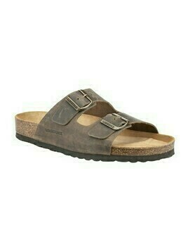 LUMBERJACK ISLA SM45006-005 D05 SANDALS Men DARK BROWN