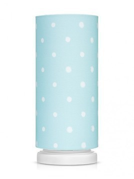 Lampka nocna Lovely Dots Mint