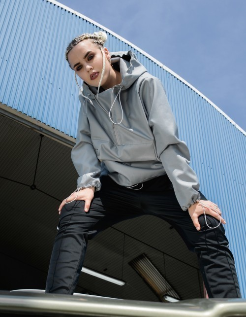 Anorak Softshell Grey