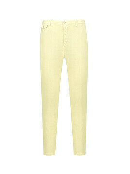Spodnie lniane ALBERTO ROB-J-DS SMART LINEN STRETCH