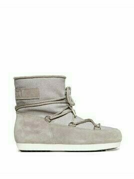 Buty MOON BOOT FAR SIDE LOW SUEDE GLITTER