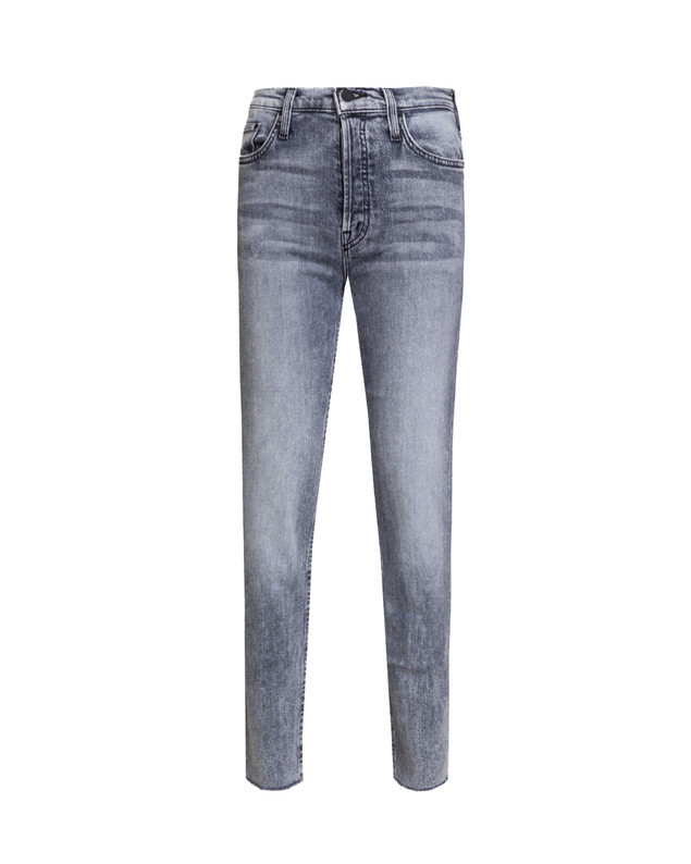 Jeansy MOTHER THE TOMCAT ANKLE FRAY JEAN