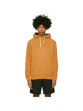 Saturdays NYC Orange Ditch Miller Standard Hoodie