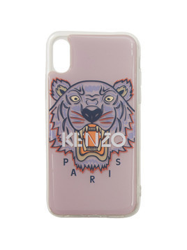 Kenzo Pink Tiger Head iPhone X/XS Case