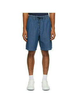 A.P.C. Blue Denim Kaplan Shorts