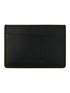 Maison Margiela Black Leather Card Holder