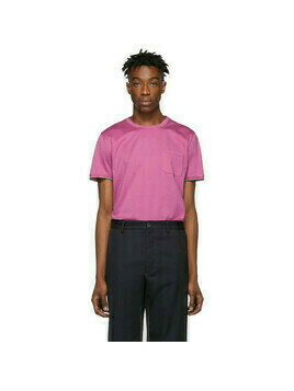 Moncler Pink Maglia T-Shirt