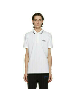 Boss White Paddy Pro Polo