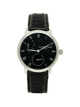 Frederique Constant Navy Slimline Power Reserve Watch