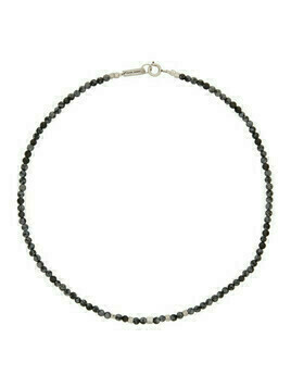 Isabel Marant Black Snowstone Necklace