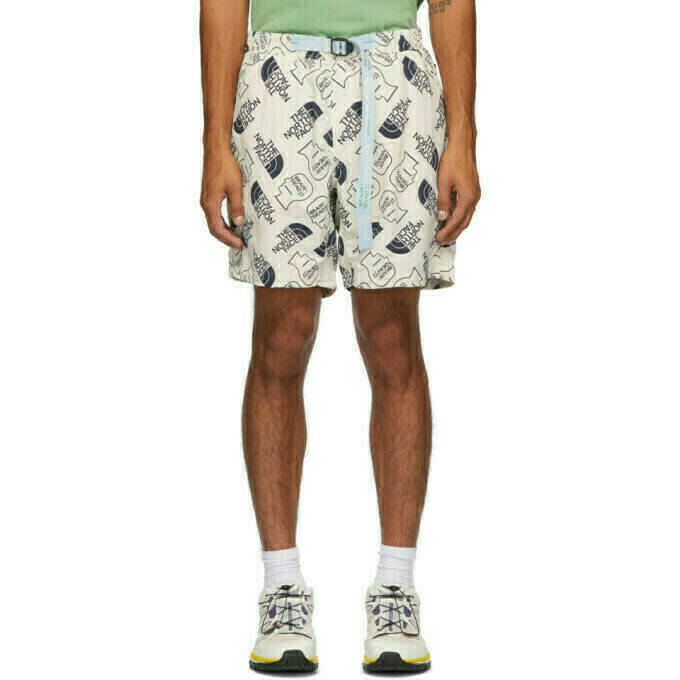 Brain Dead Off-White The North Face Edition Climber Shorts