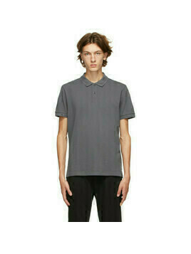Boss Grey Piro Regular Fit Polo