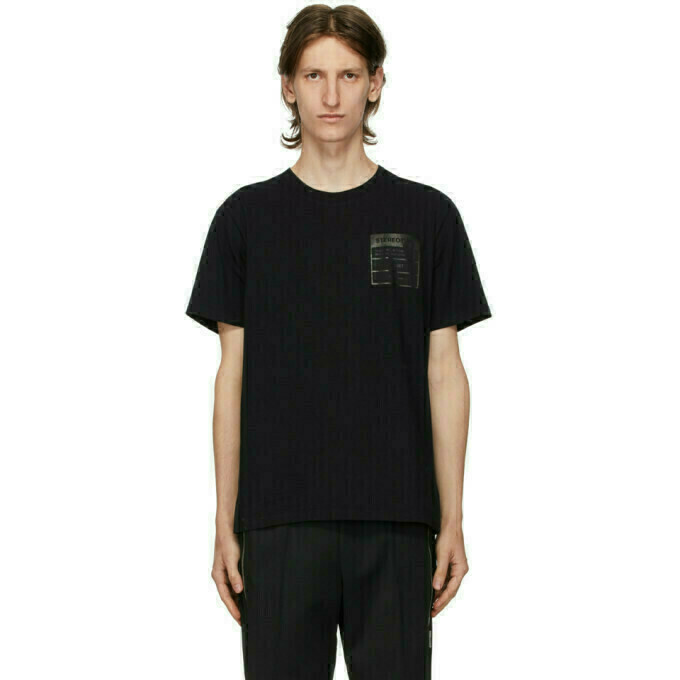 Maison Margiela Black Stereotype T-Shirt