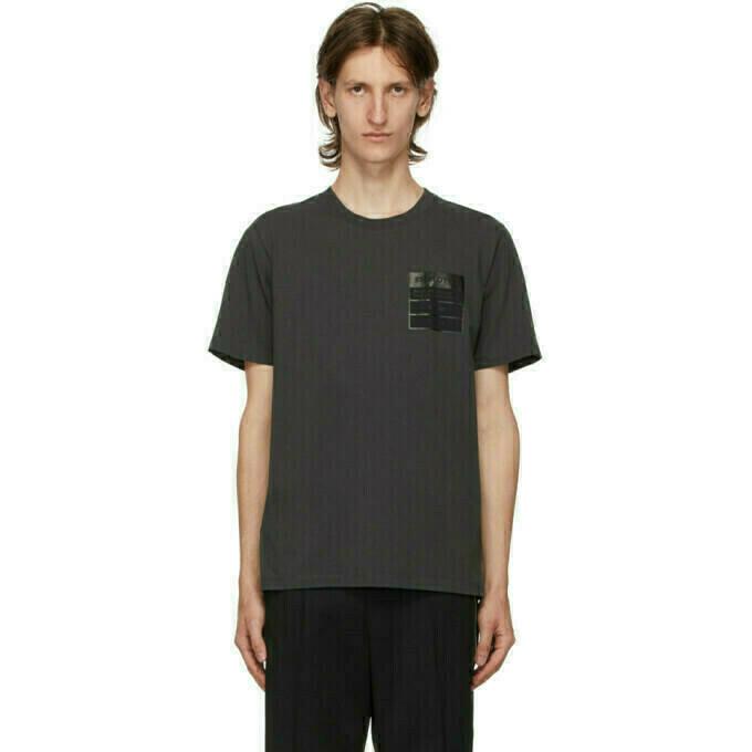 Maison Margiela Grey Stereotype T-Shirt