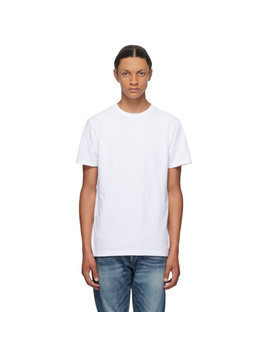 Neighborhood Three-Pack White C-Crew T-Shirt