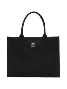 Balenciaga Black Large Trade East-West Tote