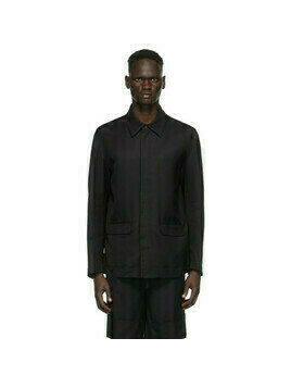Opening Ceremony Black Blazer Shirt