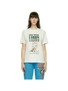 Marc Jacobs Off-White Peanuts Edition Linus T-Shirt