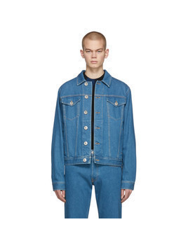Lanvin Blue Denim Jacket