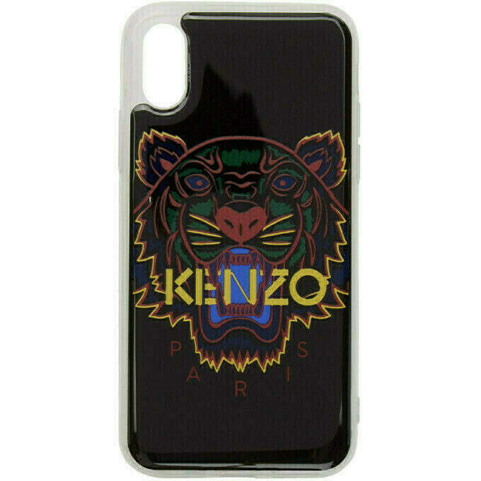 Kenzo Black Tiger iPhone X/XS Case